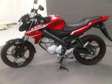 Yamaha New Vixion Spesial Edition Corak Motor Gp