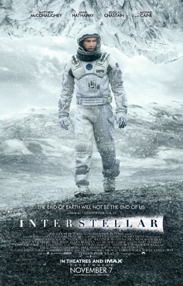 film interstellar poster