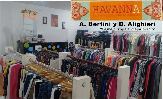 ESPACIO PUBLICITARIO: HAVANNA TIENDA