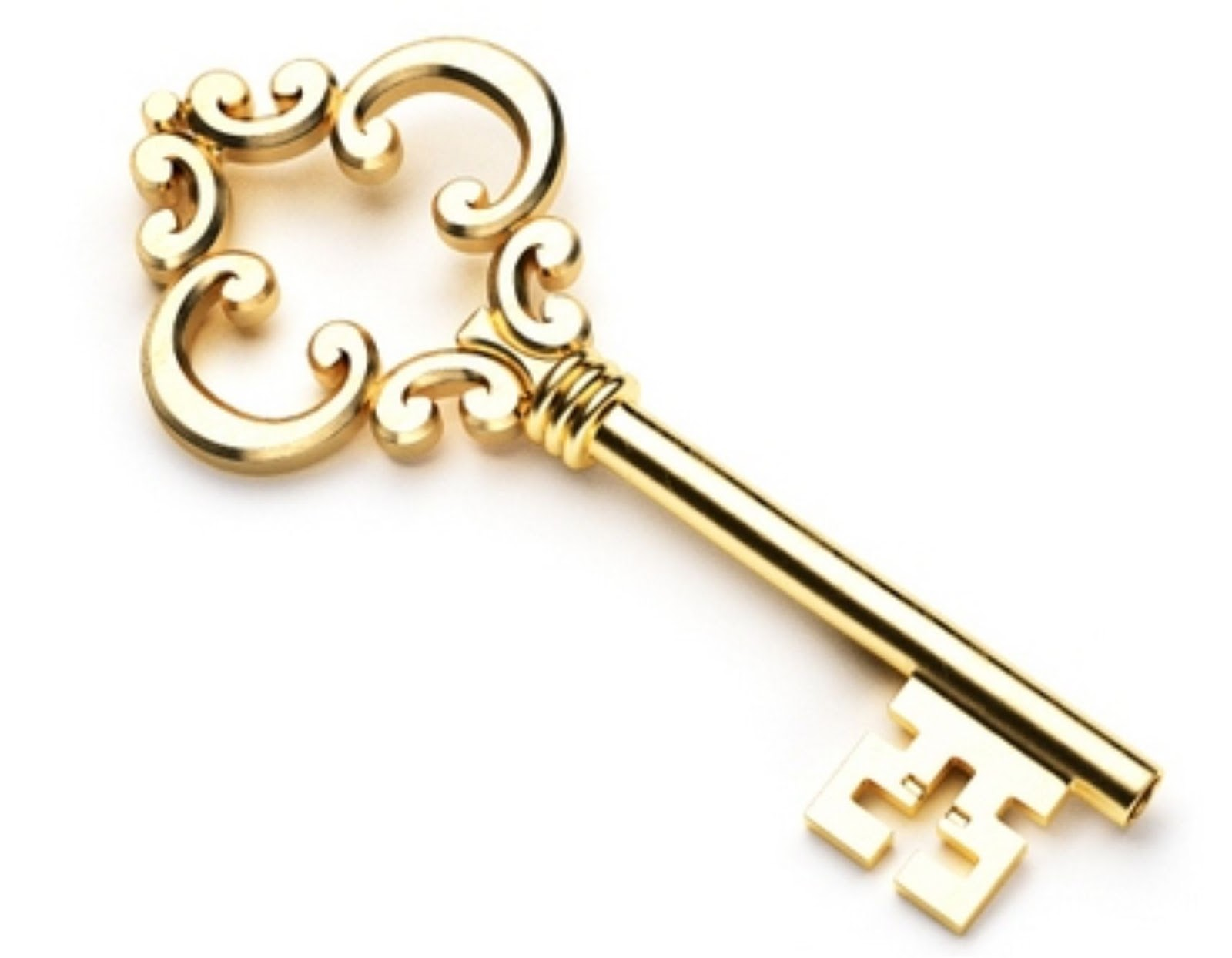 Как сделать декоративный ключ