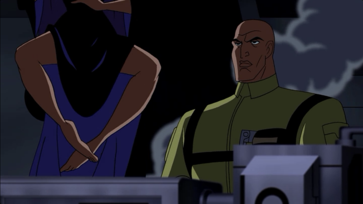 Tala justice league unlimited - photo#27
