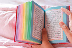 tatap al-Quran dapat pahala, apatah lagi membacanya!