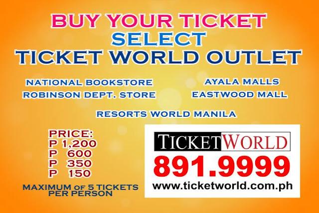 AlDub at philippine arena ticket