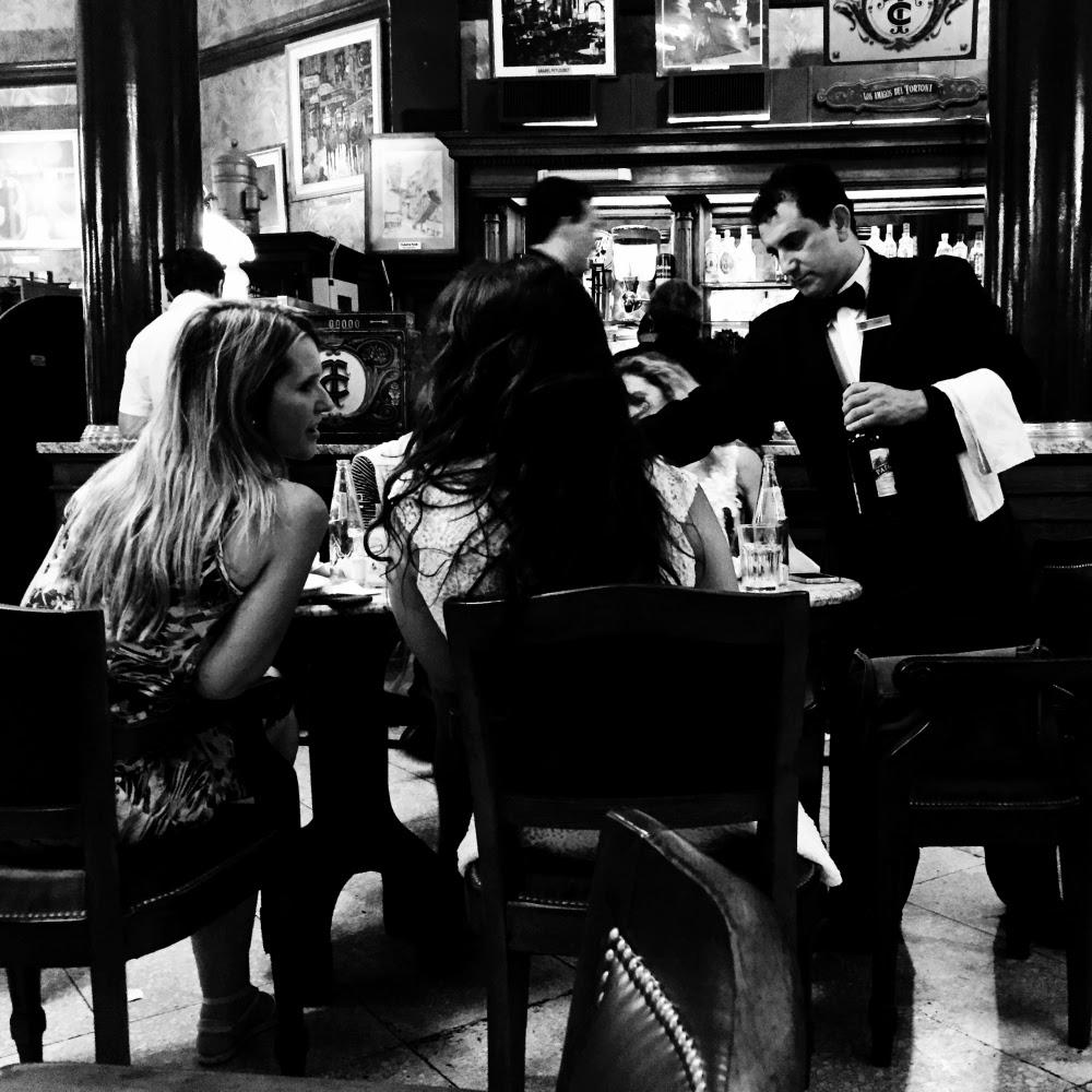 Al prossimo giro, tango - foto di Enrico Ratto