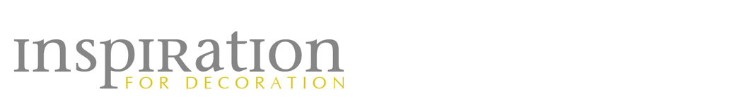Inspiration for decoration