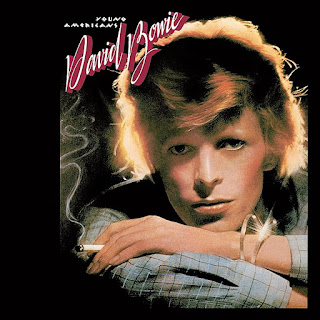 David Bowie - Fame - On Young Americans Album (1975) WLCY Radio Hits