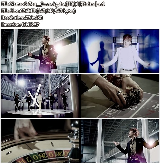 Download PV Se7en - Love Again Full Version (HQ)
