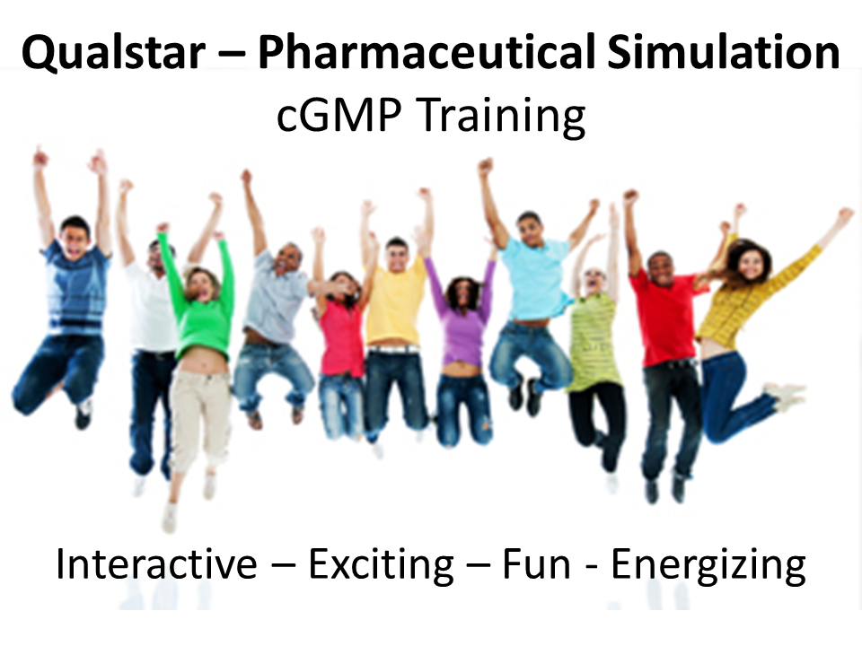 Qualstar - cGMP Training