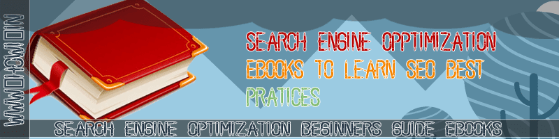 Search Engine Optimization Ebooks