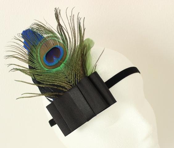 Colección De Cena - Banda elastica negra y verde
