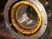 rewinding elecctromotor 3 phase