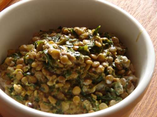 Eating Eden Our Blog Creamy Indian Lentils Amp Rice