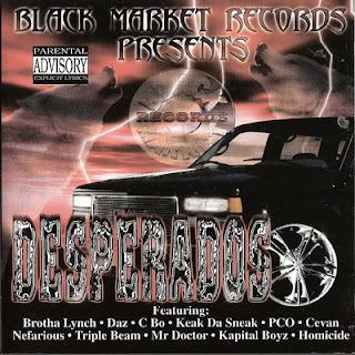 Black Market Records - Desperados (1999) Flac