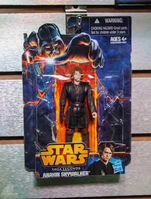"Hasbro Star Wars 2013 Toy Fair Display Pictures - Saga Legends 3.75"" figure"