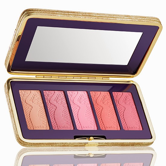 Tarte-Cosmetics-Pin Up Girl Amazonian Clay 12-Hour Blush Palette-Holiday Collection 2014-Sephora Exclusive