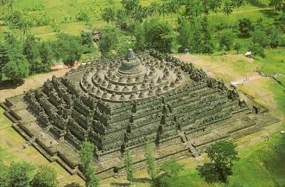 Kuil Terbesar di Dunia