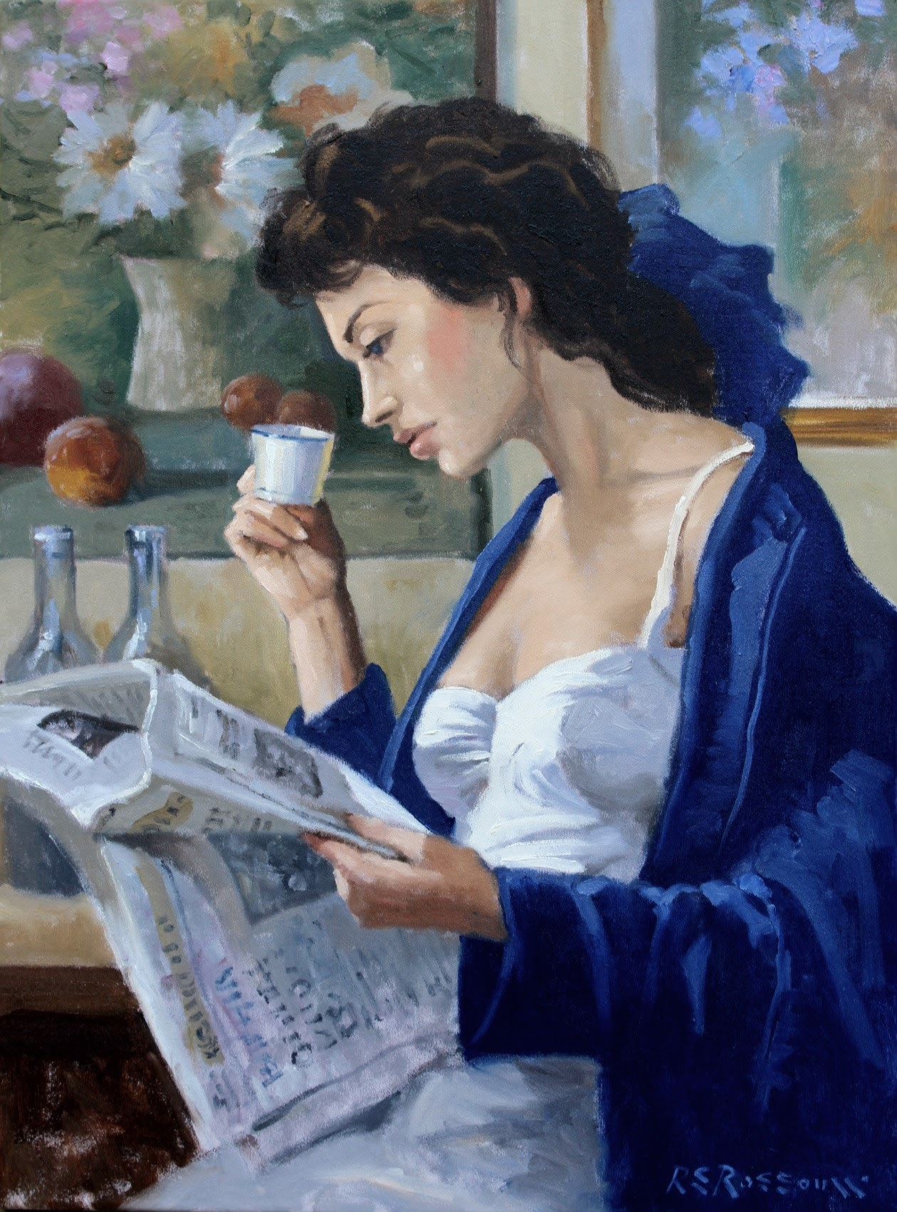 Roelof Rossouw Morning Coffee