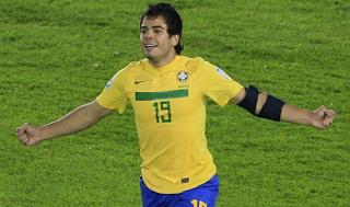Enrique Goleador del Mundial Sub 20 Colombia 2011
