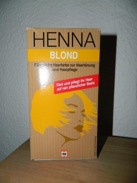 Haare blond farben mit pflanzenfarbe