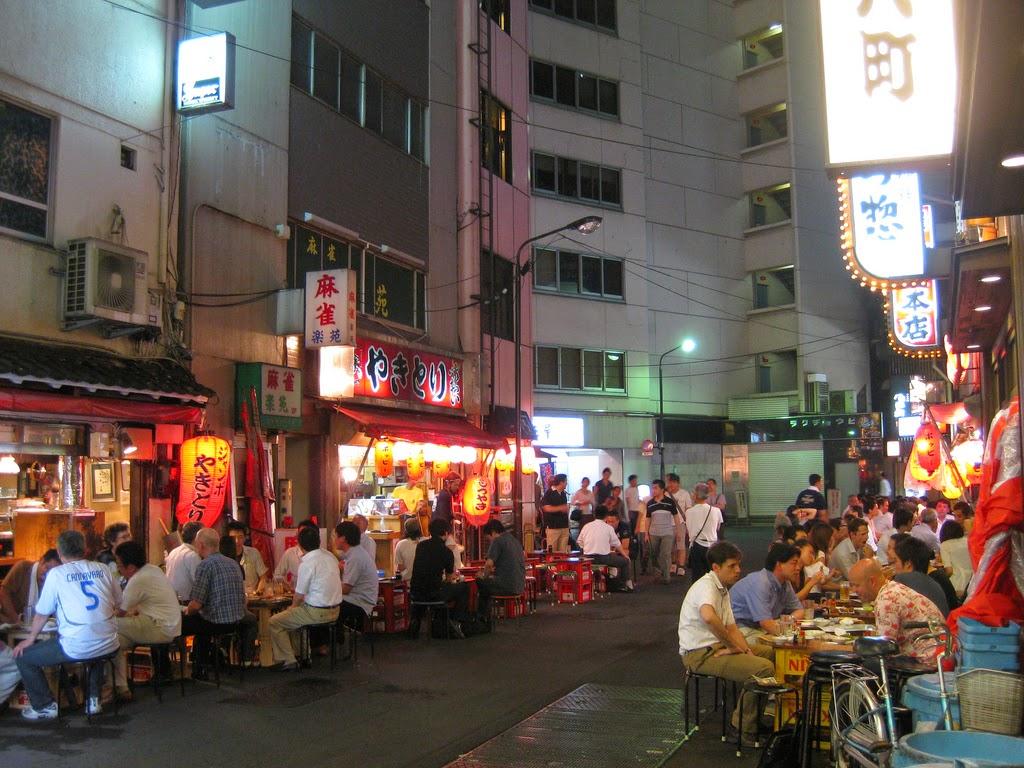 izakaya en Shinjuku
