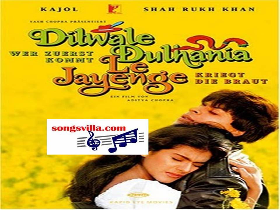Way2Mp3Songs: Dilwale Dulhania Le Jayenge Free Audio Songs