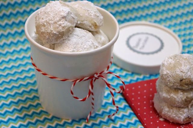 Don't Disturb This Groove: Russian Tea Cakes