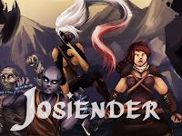 """Josiender"" on Kickstarter"