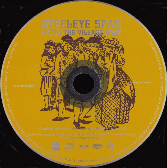 Steeleye Span Hark The Village Wait