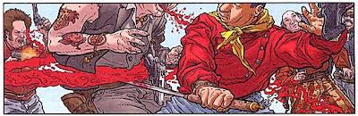 Dark Horse Announces NEW Shaolin Cowboy & Elfquest Comics at C2E2