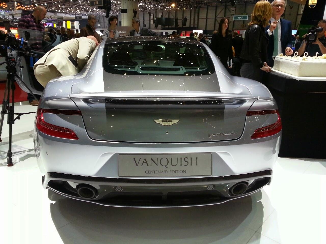2014 Aston Martin Vanquish Limited Edition