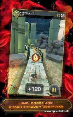 Hunger Games- Panem Run Android Apk Oyunu resim 3