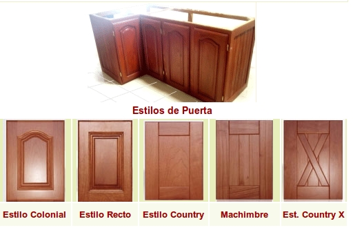 Nuevo santiago aberturas s r l nsa muebles de cocina for Muebles de algarrobo precios