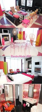 barbie's room