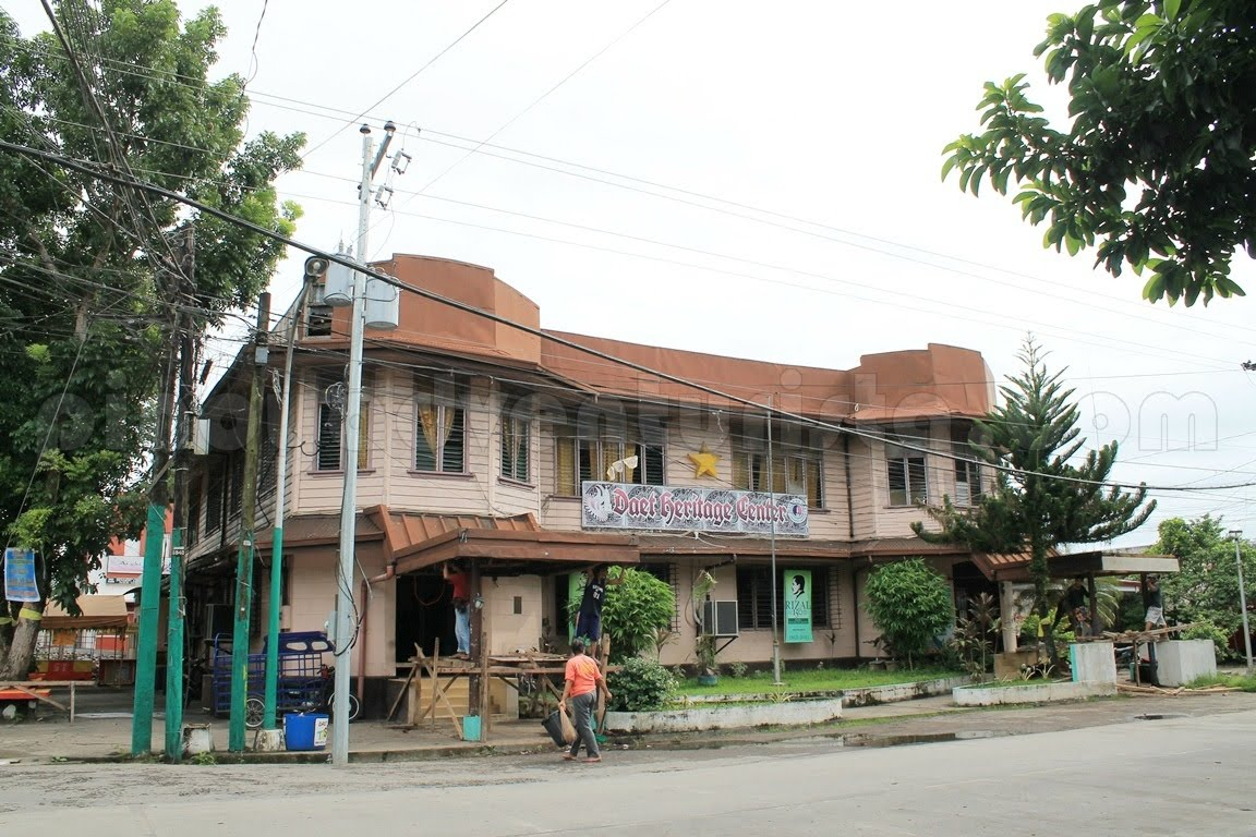 Daet Heritage Center And Museum
