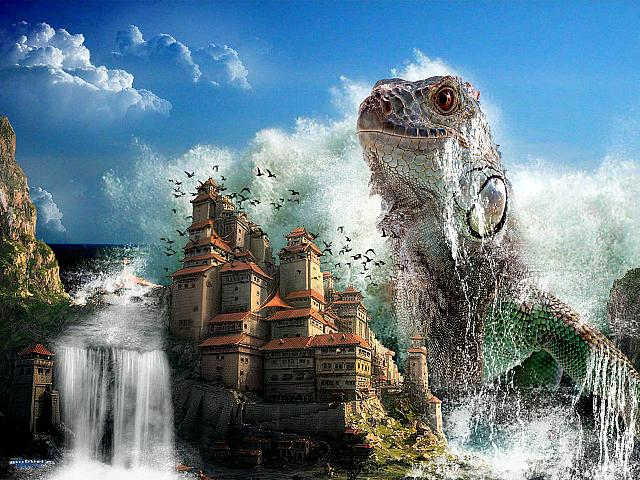 Dreams Dream-World-Wallpaper