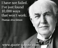 Motivasi dari Seorang Thomas Alva Edison