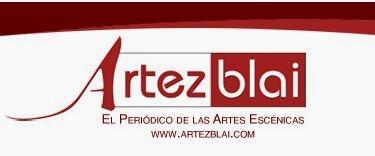 Artez blai -periodico español de arte al 4 de Agosto del 2014