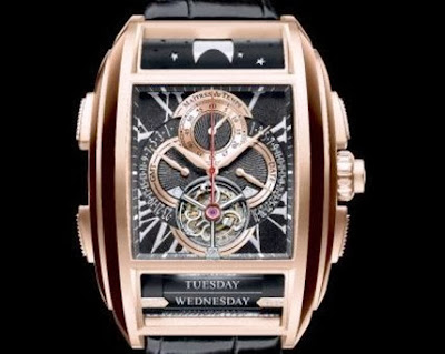 Maitres du Temps, A Journey Through Time VII, Starhill Gallery, luxury watches, Chapter One Round Transparence, Chapter One Tonneau Transparance