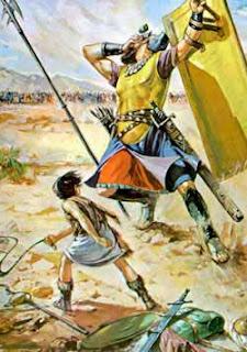Kisah Singakt Nabi Daud A.S.
