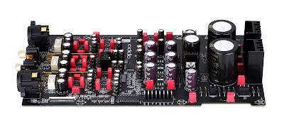 Carte audio stéréo Oppo BDP-105EU