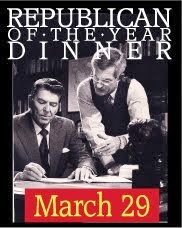 Republican Of The Year Dinner