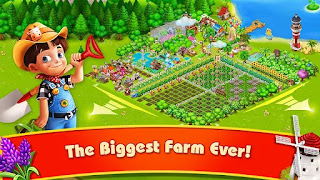 Family Farm Seaside 3.4.0 Mod Apk (Unlimited Money)