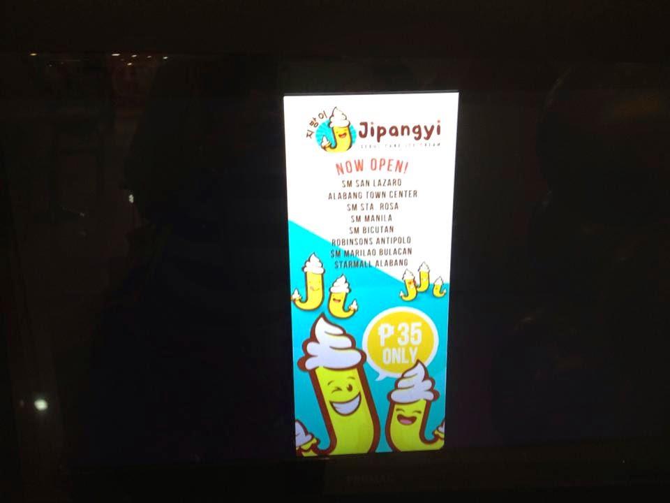 JIPANGYI Seoul Cane Ice Cream