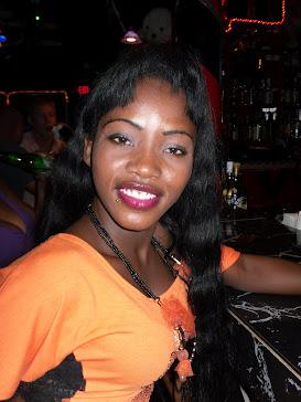 Haitian beauty