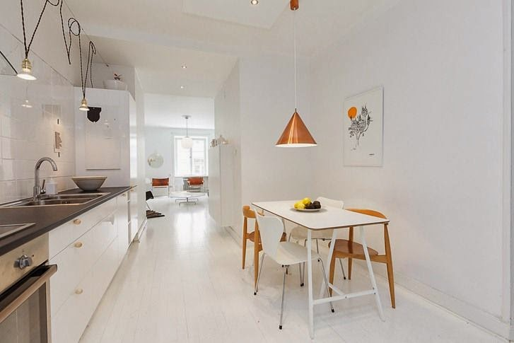 Of paper and things inspiration board bright white for White copper kitchen