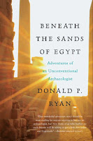 BENEATH THE SANDS OF EGYPT by Dr. Donald P. Ryan