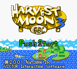 Free Download Games Harvest Moon 3 GBC ISO For PC Full Version zgaspc