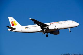 Airbus A320 / EC-FCB