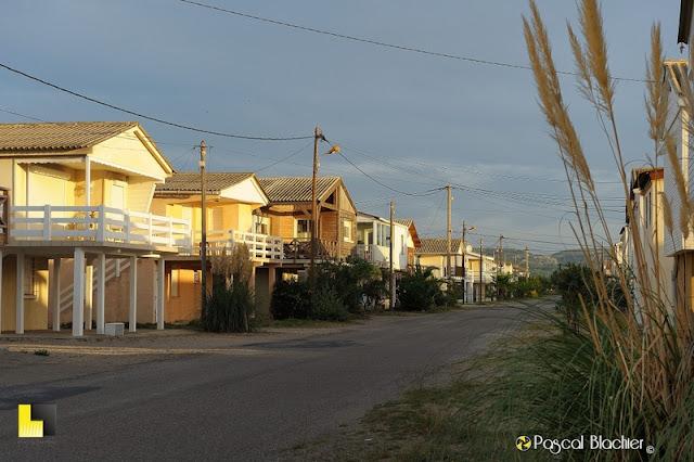 ruelle de gruissan plage photo pascal blachier