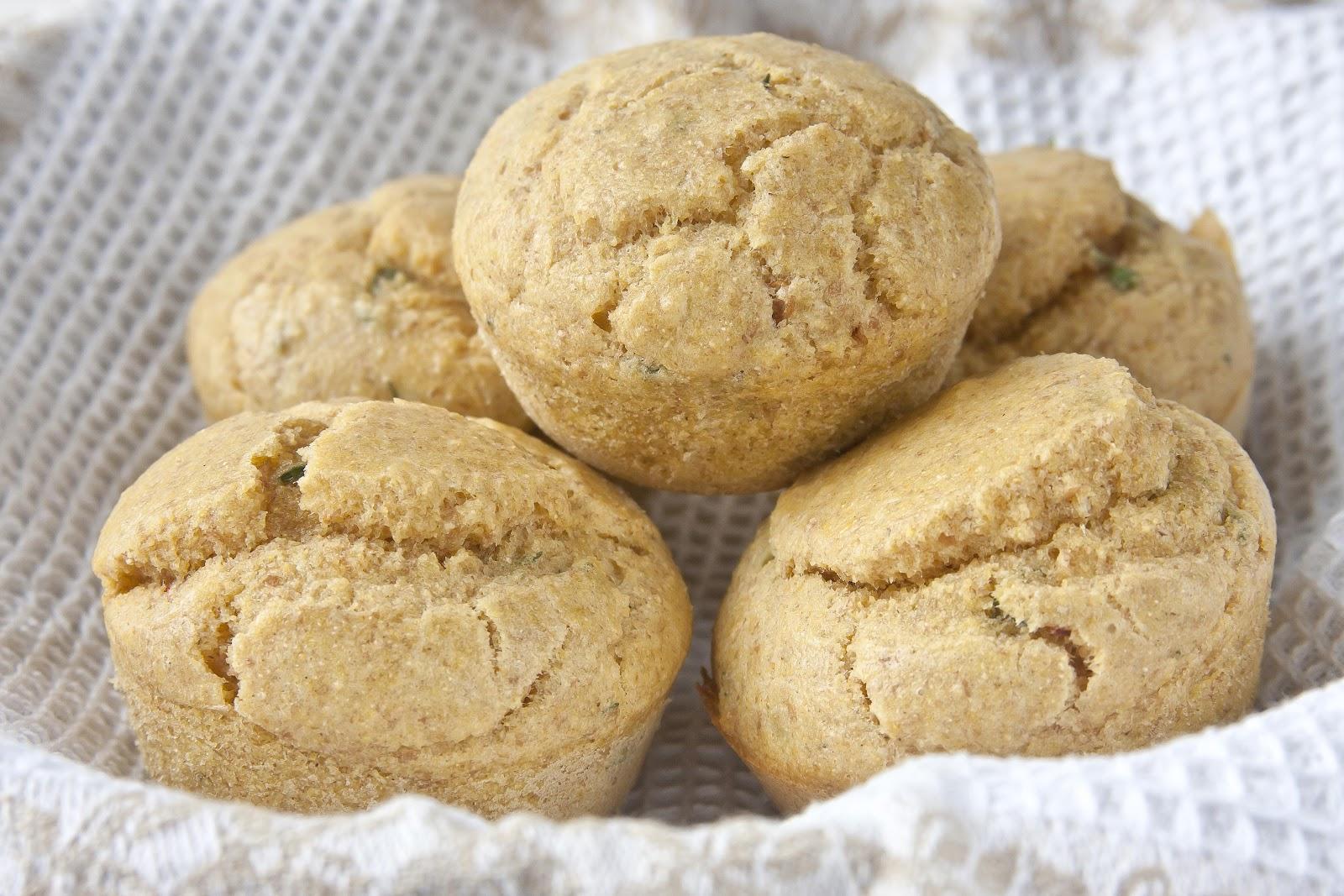 Muffin Tin Mania: Olive Oil Chipotle Muffins